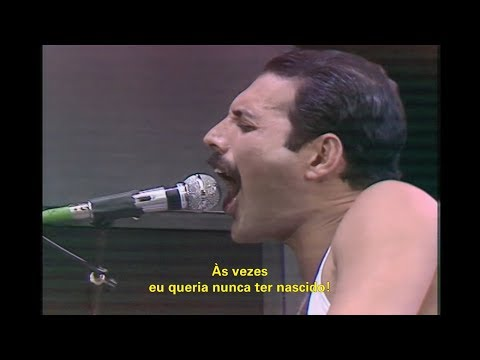 Queen - Live AID 1985 (Legendado)