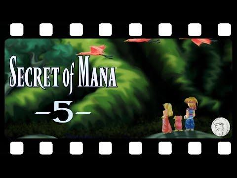 SECRET OF MANA 🔮 5: Durch den Wasserfall 🔮 Let's Play SECRET OF MANA 3D REMAKE