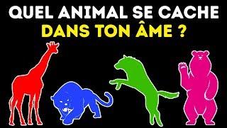 Quel Est Ton Animal Totem ? Un Test de Personnalité