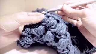 Bufanda Tubular - Tutorial crochet - Mercería Dori