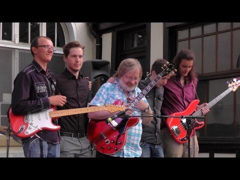 Blues in Herten Juli 2015