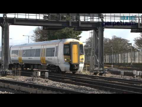 Interview with Mark Johnson at Southeastern Railways