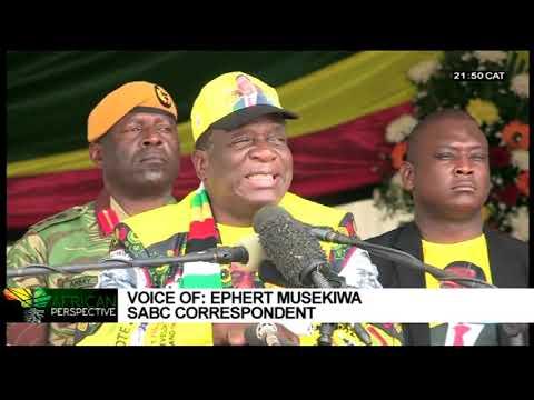 Latest on Mugabe's health: Ephert Musekiwa
