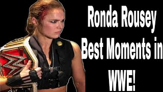 Download Ronda Rousey Best Moments in 2018  #WWE Mp3 and Videos