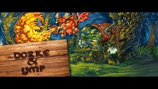 Dorke and Ymp | Unreleased SNES Action Game | Gameplay