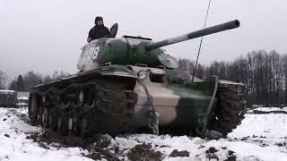 """Телеканал """"Драйв"""" - Мир танков"""