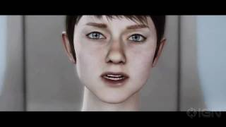 Kara by Quantic Dream