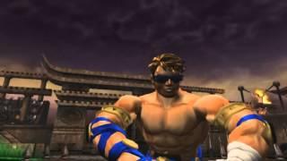 Mortal Kombat Armageddon - Johnny Cage Arcade Ladder