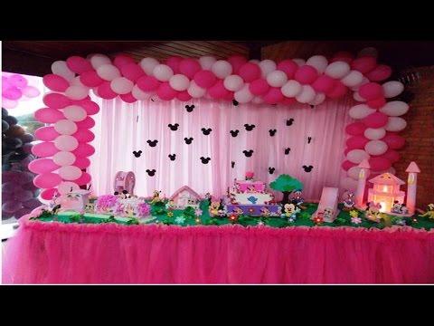 Clique e veja o vídeo Montagem e Decoração de Festas Infantis - Balões