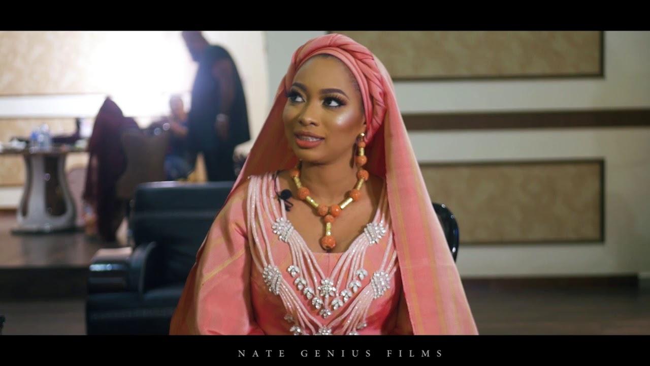 Download FATIMA GANDUJE AND IDRIS AJIMOBI WEDDING HIGHLIGHTS