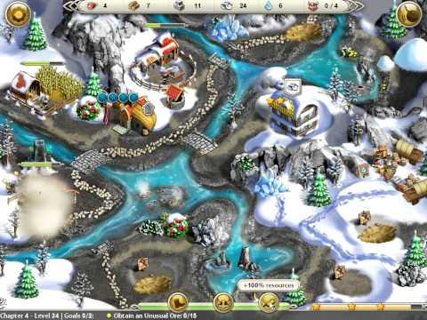 Viking Saga 3: Epic Adventure - Level 34