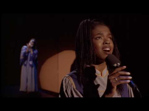 Sister Act 2 Finale Lauryn Hill  Joyful Joyful With Lyrics Ft Whoopi Goldberg