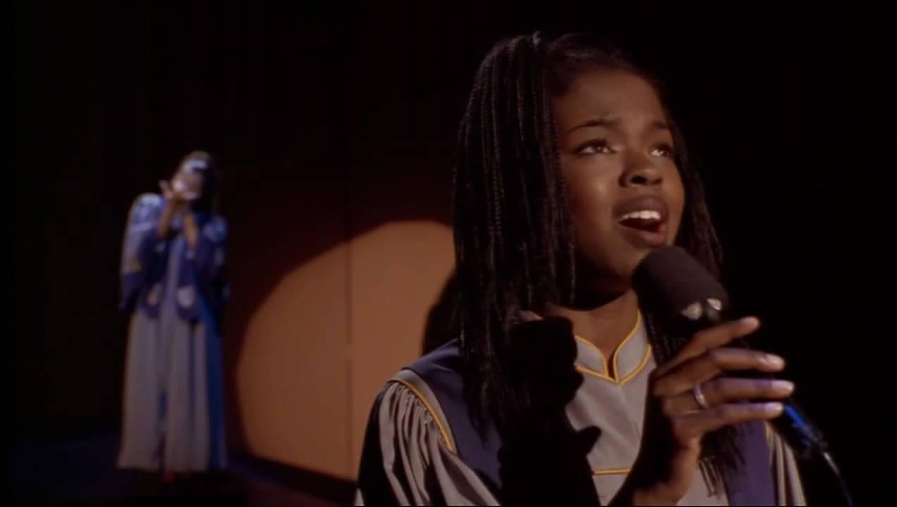 Sister Act 2 (Finale) Lauryn Hill - Joyful Joyful With Lyrics (Ft. Whoopi Goldberg)