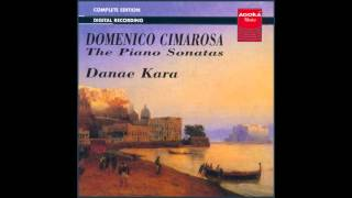 Domenico Cimarosa «The 62 Piano Sonatas» - Sonata 10