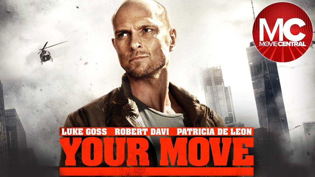 Your Move | Full Crime Thriller Movie | Luke Goss