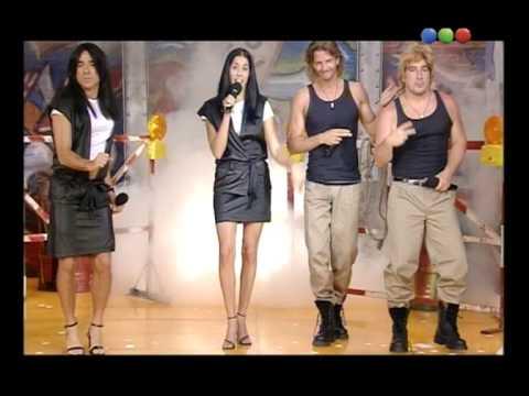 Los Taxiboys con Facundo Arana y Gianella Neyra - Videomatch