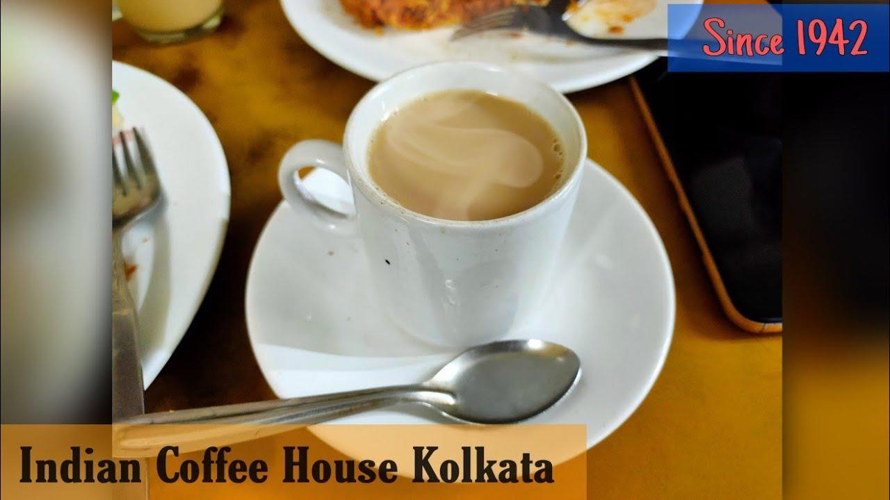 Indian Coffee House HONEST REVIEW | Ep02 Kolkata Food ...