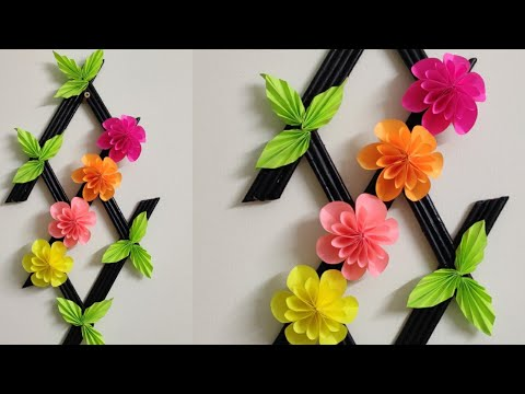 Wall Hanging with Pape/paper craft wall mate/wallmate with paper/kagojer wallmate new