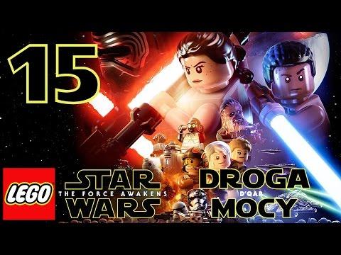 Zagrajmy w: LEGO Star Wars: Przebudzenie Mocy #15 - Droga Mocy (D'Qar 2/3)