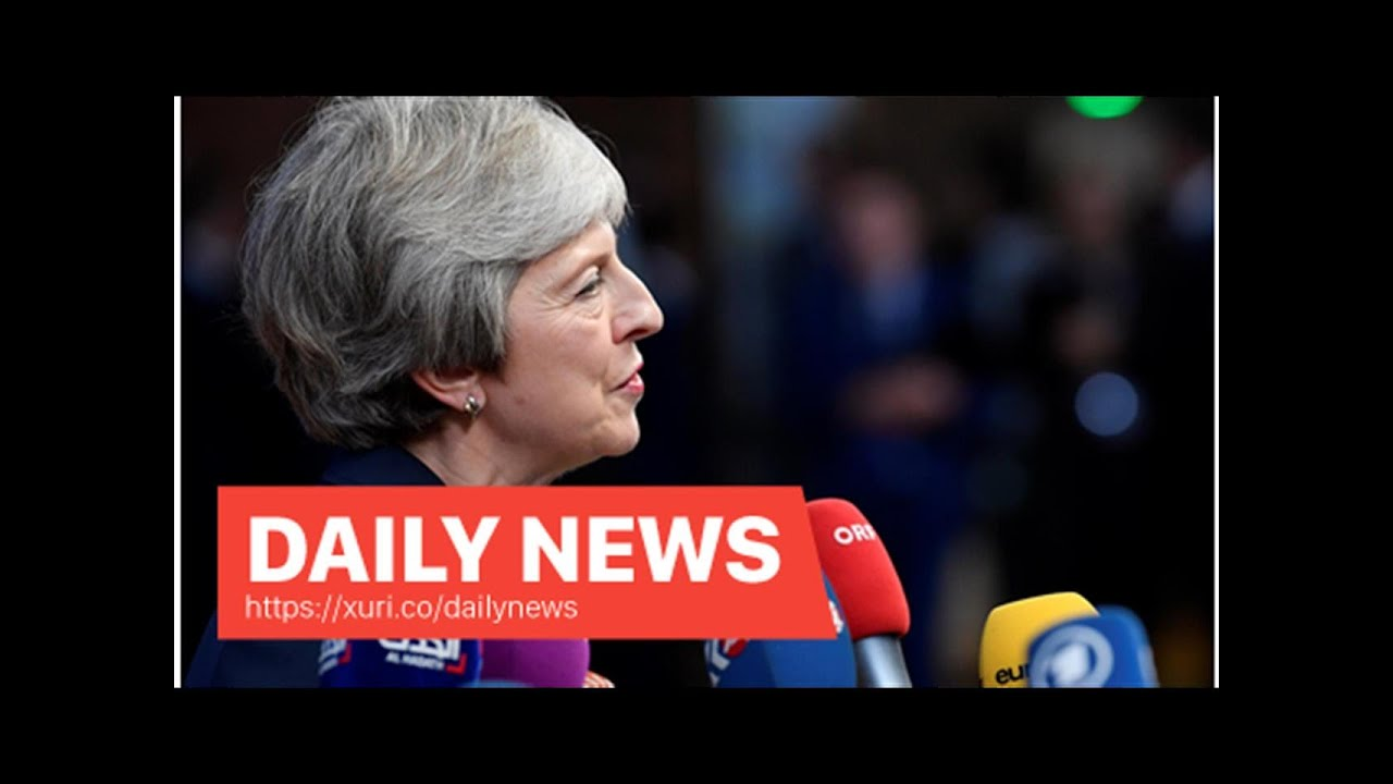 Daily News Theresa May Opens The Door To A Longer Brexit