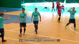 KIA Sport (Киев) - КнБ Studio (Киев) 2:3 (Обзор матча)