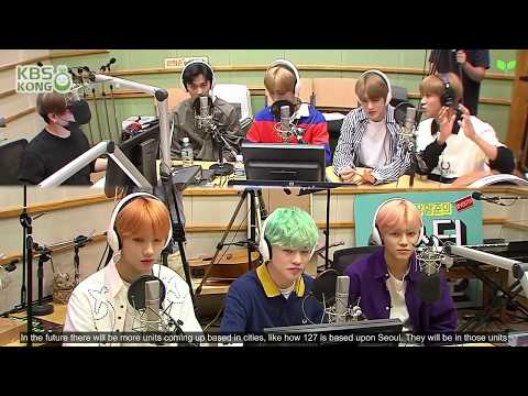 [ENG SUB] NCT Dream - Music Show Radio 180906