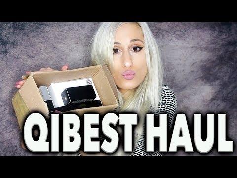 MUST WATCH ALIEXPRESS MAKEUP HAUL!! || QIBEST COSMETICS !