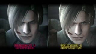 PS3/Xbox360『バイオハザード リバイバルセレクション』PV