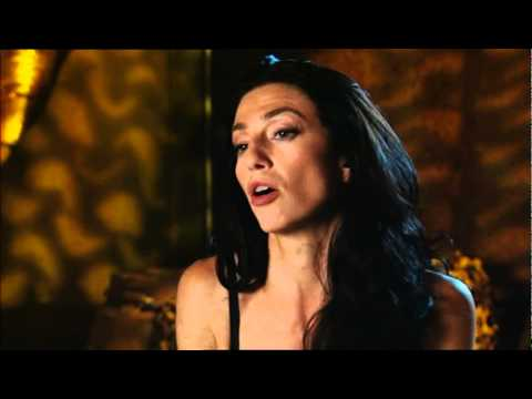 Claudia Black Interview - PK wars