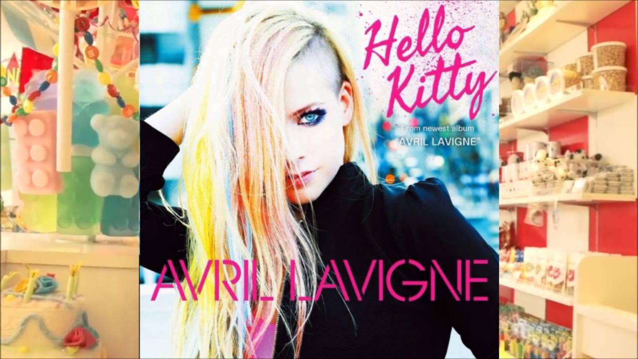 musica da avril lavigne hello kitty