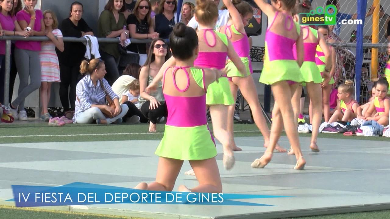 La Fiesta del Deporte de Gines clausura las Escuelas Deportivas municipales de invierno
