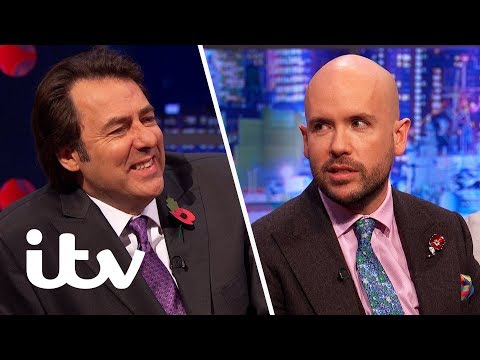 Tom Allen's Hilarious Road Rage Driving Lesson Story   The Jonathan Ross Show