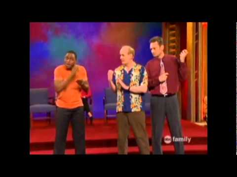 Whose line is it anyway top best 2 lines