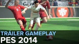 PES 2014 - Gameplay tráiler E3 2013
