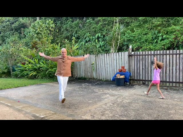Cosmos Qigong | The Five Animals Play | Grandmaster Wong Kiew Kit