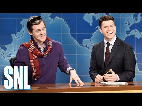 Weekend Update: Guy Who Just Bought a Boat on Christmas - SNL