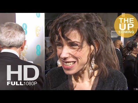Sally Hawkins  BAFTA for The Shape of Water