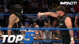 Top 5 Must-See Moments from IMPACT for June 14, 2018 | IMPACT! Highlights June 14, 2018