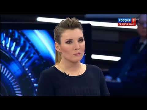 """Павел Колобков в программе """"60 Минут"""""""