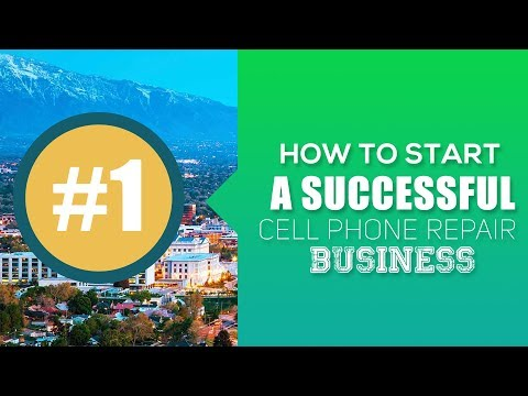 How to start a successful cell phone repair business series. Part 1