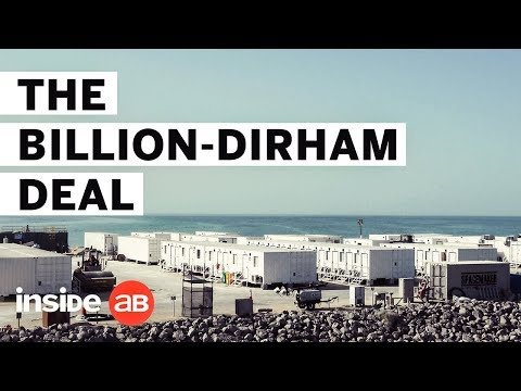 Byrne Group's Billion-dirham Deal