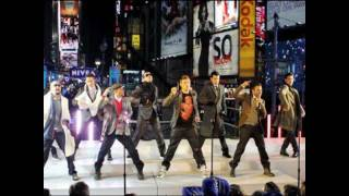 Download All in my head - NKOTBSB MP3 song and Music Video