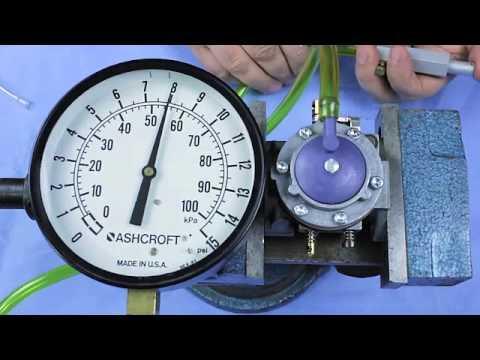 How to Check Pop-off Pressure on a Tillotson Carburetor