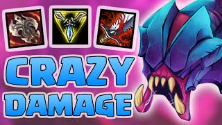 Nightblue3 - CRAZY 1125+ TRUE DAMAGE FULL 500+ AD REK