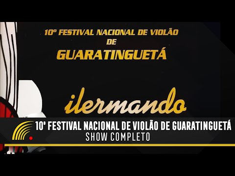 10º Festival Nacional de Violão de Guaratinguetá