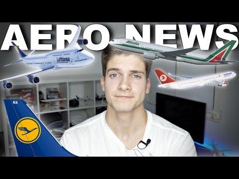 Lufthansa will es wirklich wissen! A330 kreist stundenlang! AeroNews