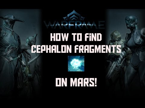 Warframe   How To Find Cephalon Fragments on Mars (Phobos Junction)