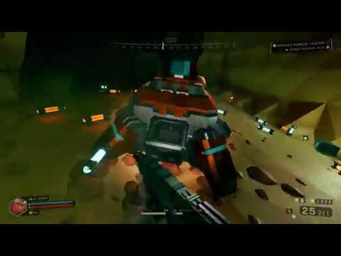 Deep Rock Galactic Gameplay - Mining - Dangerous