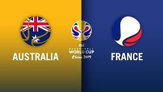 Australia v France - Highlights | FIBA Basketball World Cup 2019