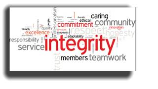 How to define organizational values